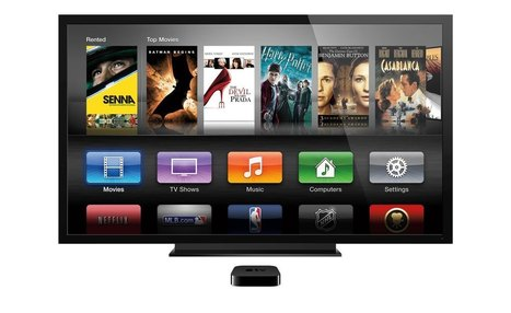 Apple TV leads streaming devices market in Europe | Web & Media | Scoop.it
