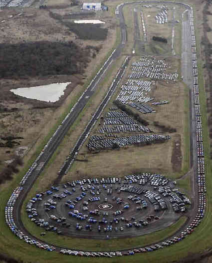 Where the World's Unsold Cars Go To Die | Zero Hedge | Upsetment | Scoop.it