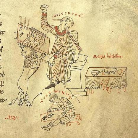 medievalfragments | Blogs about medieval manuscripts and early print | Scoop.it