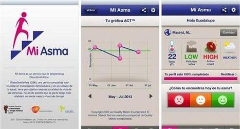 App de apoyo a asmáticos | Educación Física en El Carmen | Scoop.it