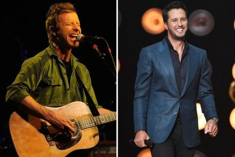 Dierks Bentley, Luke Bryan in 'Today Show' 2016 Concert Series | Country Music Today | Scoop.it
