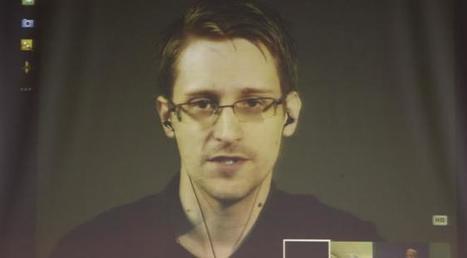 Les 6 conseils d'Edward Snowden pour protéger ses données personnelles en ligne | Geeks | Scoop.it