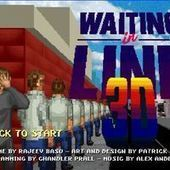 Waiting In Line 3D, The Worst Video Game Ever? | 3D Virtual Worlds: Educational Technology | Scoop.it