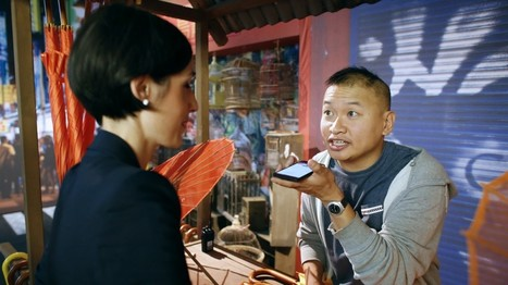 Google's new translation software is almost as good as human translators   eTourism Trends and News   Scoop.it