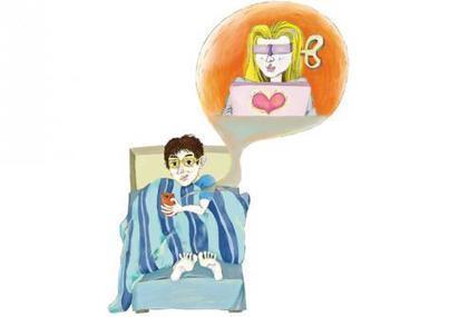 CHINE • Vous avez 1 nouveau message de votre copine virtuelle | Bigre ! | Scoop.it