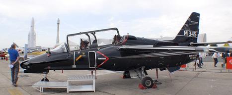 Alenia Aermacchi Carves A Niche For a New Jet Trainer. | Aerospace | Scoop.it