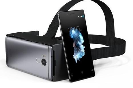 Les commandes sont ouvertes pour le Vernee Apollo avec VR Box inclus | Info iDevice | Scoop.it