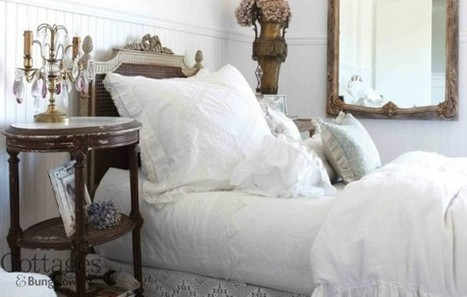 Country Style Decorating Ideas Magazines: Small Cottage Living, House Decor Plans | Cottage Furniture | Scoop.it