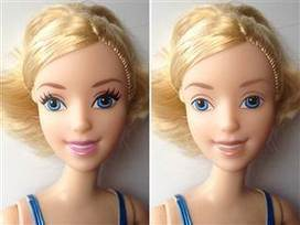 Dolls without makeup: An artist's vision goes viral - TODAY.com | Self-esteem Simplified | Scoop.it