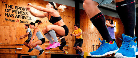 5 Beginner-Friendly CrossFit Workouts | Healthy By Choice | Scoop.it