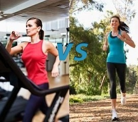 Is treadmill running the same or easier than running outside : Runners Connect | Physical Fitness | Scoop.it