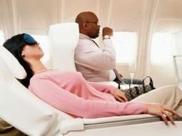 Enaknya Tidur Di Pesawat | tempatwisata | Scoop.it