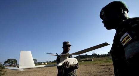 Afrique - USA: Une guerre des drones pour éteindre l'incendie islamiste | Actualités Afrique | Scoop.it