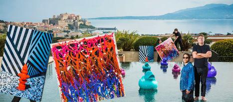 Villa arty à Calvi - Gala | art move | Scoop.it