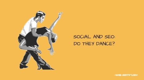 Social and SEO: Dancing Cheek to Cheek? | social: who, how, where to market | Scoop.it