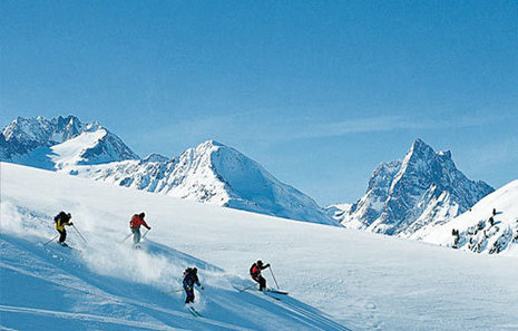 World's Top Ski Destinations   Odyssey Tours and Travels Blog   Odyssey Tours and Travels   Scoop.it
