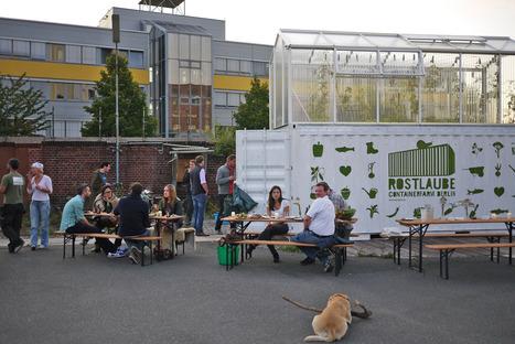 Les Fermes Aquaponic : des légumes bios et du poisson sur les toits de Berlin | Locavore | Manger Juste & Local | Scoop.it