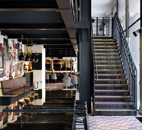 Hôtel Scandinave - Blogs decoration,...   Décoration: hôtels & restaurants   Scoop.it