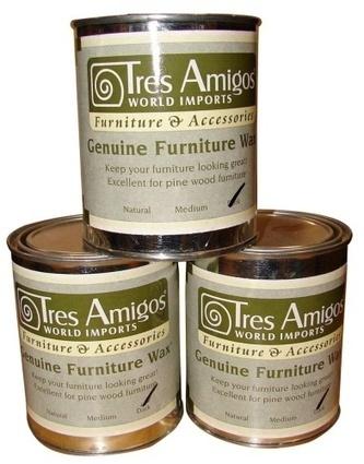 Tres Amigos Furniture Wax Medium – Bucket | Tres Amigos | Scoop.it