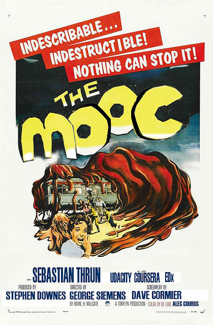 THE MOOC! the movie | mOOdle_ation[s] | Scoop.it