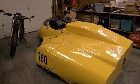 Setting a Land Speed Record with a Sidecar Motorcycle | Heron | Scoop.it