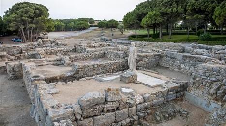 El ágora de la ciudad griega de Empúries se abre al público | Centro de Estudios Artísticos Elba | Scoop.it