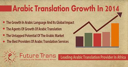 Arabic Translation Growth In 2014 | Arabic language Translation | Scoop.it