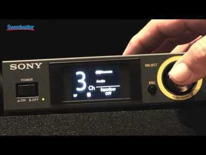 Sony DWZ-M50 Digital Wireless System Overview – Sweetwater Sound. | Sony Professional | Scoop.it