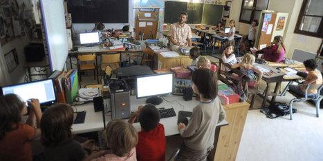 Le numérique, opportunité pour lutter contre l'échec scolaire en primaire | AFEIT | Scoop.it