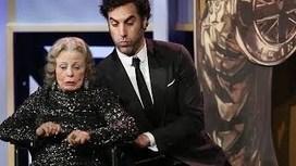 UVioO - SACHA BARON COHEN Kills Award Presenter at the 2013 Britannia Awards - BBC AMERICA   Humor   Scoop.it