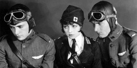 Reprise : «Les Ailes», de William A. Wellman splendidement restaurées   La Grande Guerre au cinéma   Scoop.it