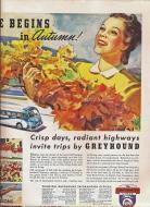 Greyhound  Bus1939 Life Mag Ad Lucky Strikes Ad Rvs | Gems Magazine | Scoop.it