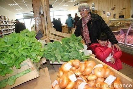 Internet : les produits fermiers ont aussi leur drive - maville.com | Agriculture et réseaux sociaux | Scoop.it
