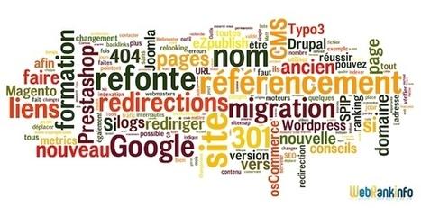 Réussir la refonte de site Internet sans casser le référencement. | Webmarketing | Scoop.it