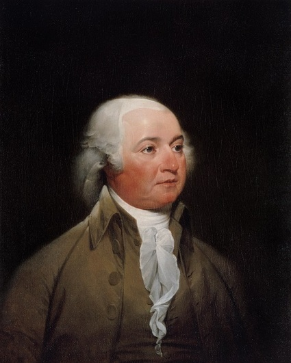 A close call: the victory of John Adams - OUPblog (blog) | Wonderful World of History | Scoop.it