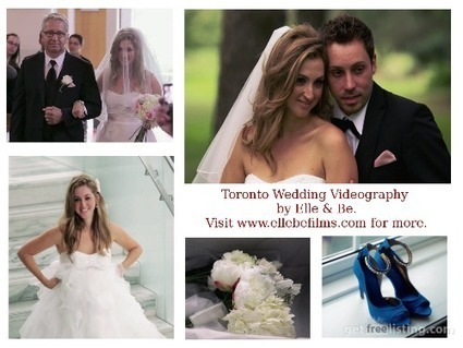 Elle & Be, , Services, Photography/Video | Weddings in Toronto | Scoop.it