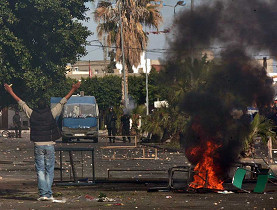 Tunisian violence is starting to trickle into Europe as tensions mount.				- swissinfo | Coveting Freedom | Scoop.it