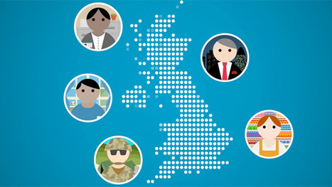 Inequality: how wealth is distributed in the UK - animated video | A voir... | Scoop.it