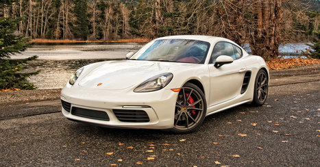 Review: A New Porsche Cayman, and Still a Driver's Dream   The Automotive View   Scoop.it