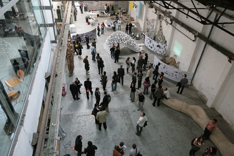 IaaC | Valldaura self sufficient labs | Co-Creation and Sharing Economies | Scoop.it