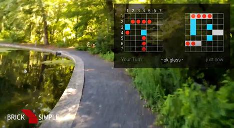 Quand les Google Glass se mettent à la bataille navale - Réalité augmentée et jeu vidéo, même combat | Les lunettes à réalité augmentée | Scoop.it