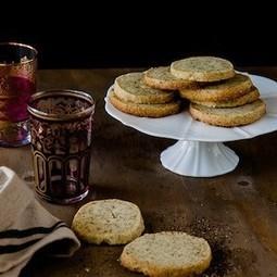 Chai Shortbread Cookies   Baking Recipes   Scoop.it