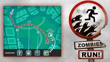 Zombies Run: suma un extra de motivación para correr | Realidad aumentada | Scoop.it