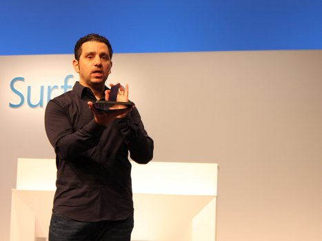Microsoft Reveals The Surface 2, Its Latest Attempt At An iPad Killer | Technology in Business Today | Scoop.it