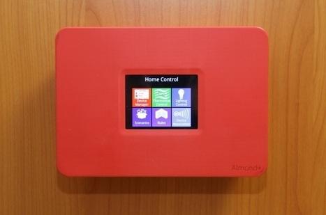 Almond+: routeur, et box Z-Wave / Zigbee… | Domotique, smart grids et gestion énergétique | Scoop.it