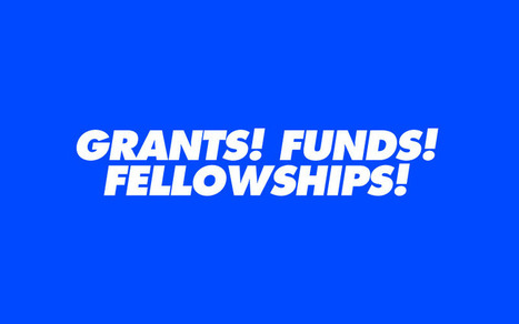 2014 Photography Grants, Funds and Fellowships | What's new in Visual Communication? | Scoop.it