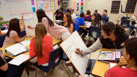 Pulling a More Diverse Group of Achievers Into the Advanced Placement Pool | Innovation Disruption in Education | Scoop.it