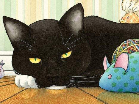 3 Bedtime Picture Books That Won't Put Parents To Sleep - NPR | Children's Literature | Scoop.it