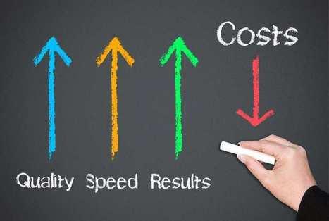 La réduction des coûts, une obsession française | Management et Leadership | Scoop.it