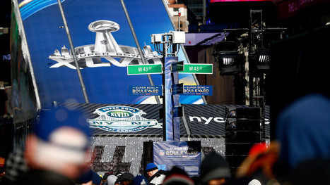Super Bowl Prostitution Digitally Mapped by Data Trackers | Sports Facility Management. 4295155 | Scoop.it